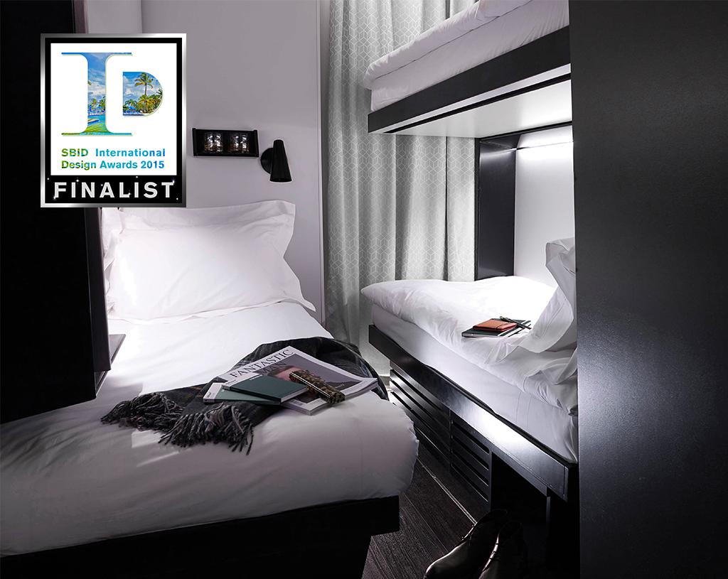Help tangerine win Intelligent Design Award for Snoozebox!